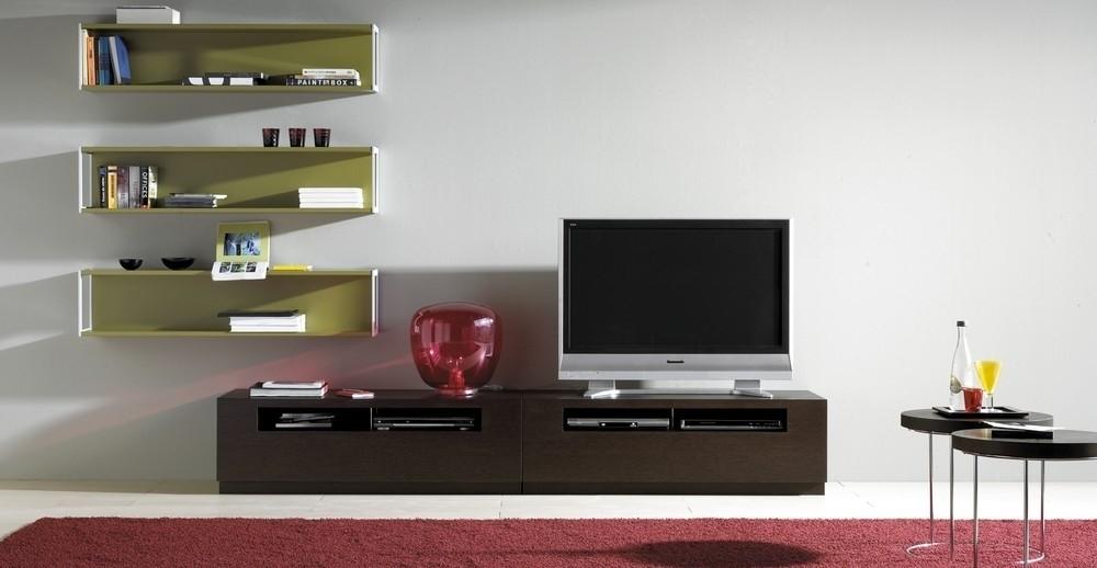 Meuble Tv Nueva Linea Decoration Creation D Espaces Interieurs