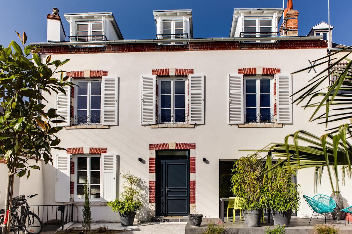 Décoration Entrée De Maison choix des matériaux – décoration & création d'espaces intérieurs